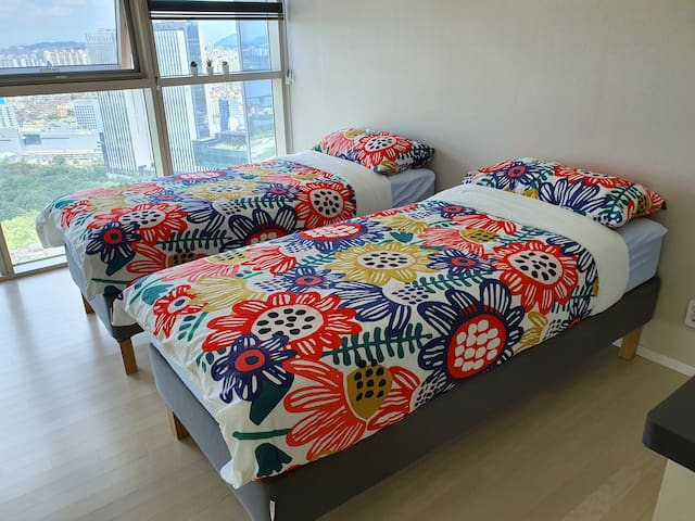 Two bedding set