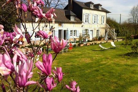 Domaine des Trois Canards - Saint-Pierre-de-Cormeilles - House