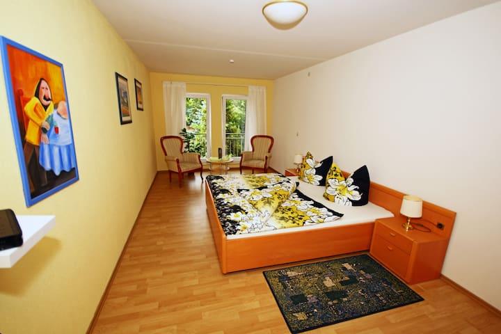 Zimmer und Appartments - Bad Schmiedeberg - Гостевой дом