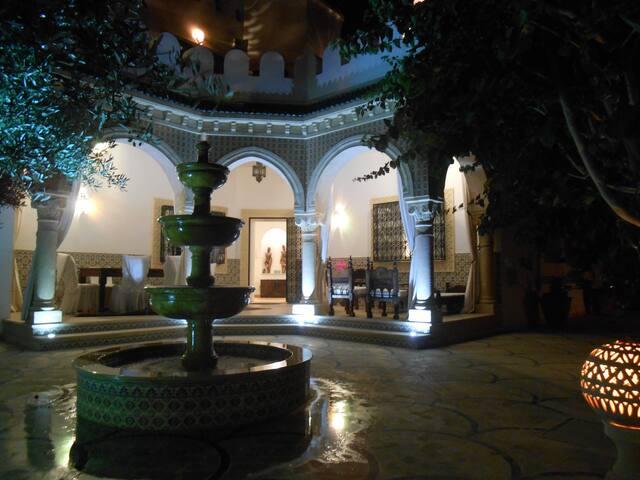Maison traditionnelle avec piscine - Skanes, Monastir