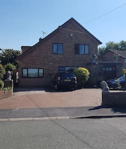 'Magnolia Lodge' Semi Rural 10 mins to Chester etc - Flintshire - Dom