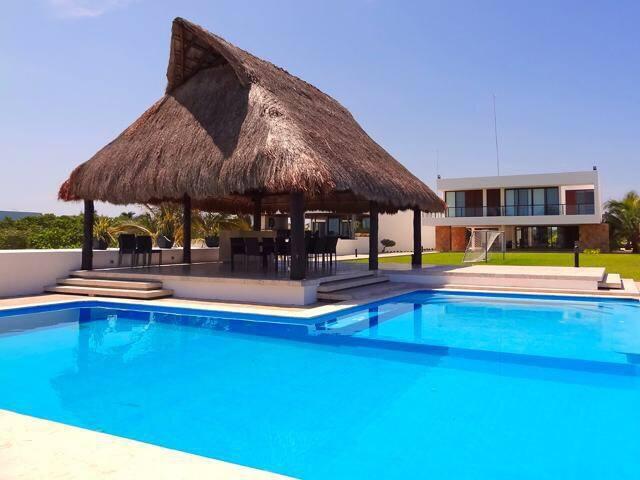 Casa de playa - beach house Aman - Progreso - House