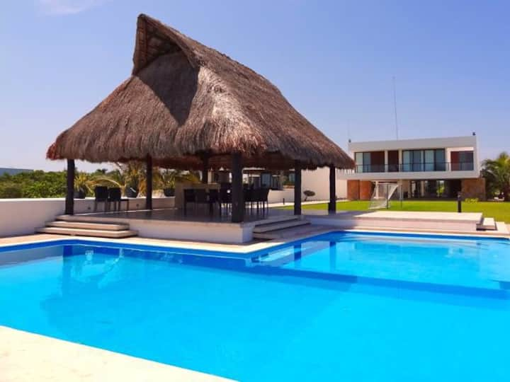 Casa de playa - beach house Aman