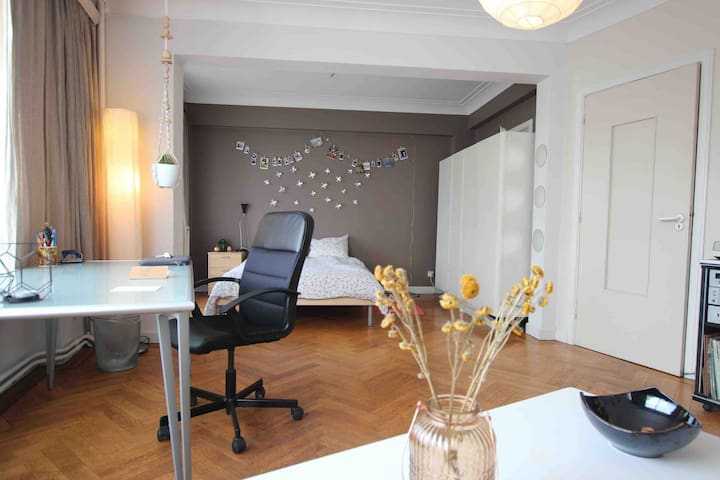 Cosy and Bright Appartement in Liege City Center