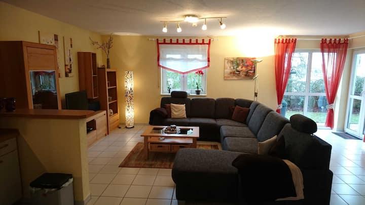 Residenz Binz Whg. 01 mit Terrasse, Residenz Binz Whg. 01 mit Terrasse