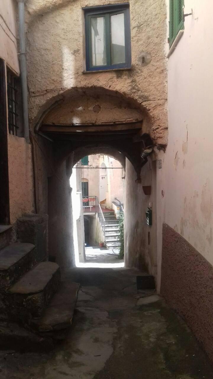 Casetta in borgo antico