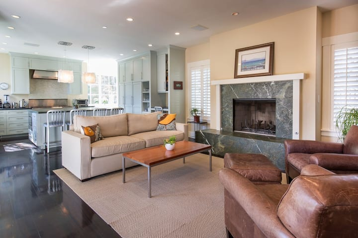 Home in the heart of Mill Valley
