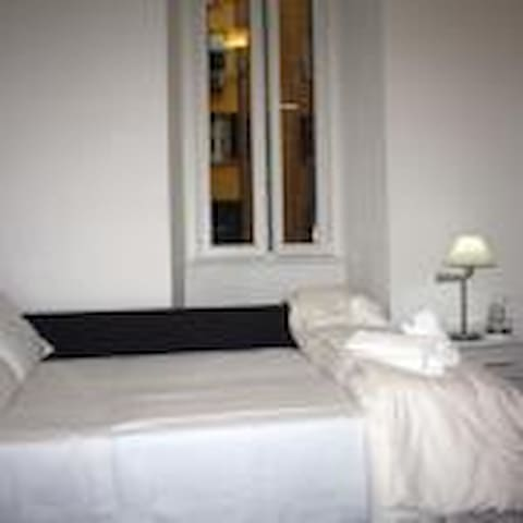 Simple Double Room Vatican