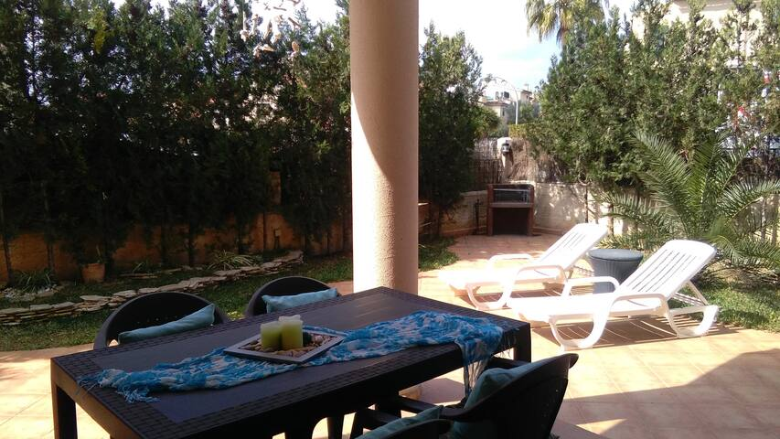 Perfect location to visit the island - garden, bbq - Marratxí - Apartment