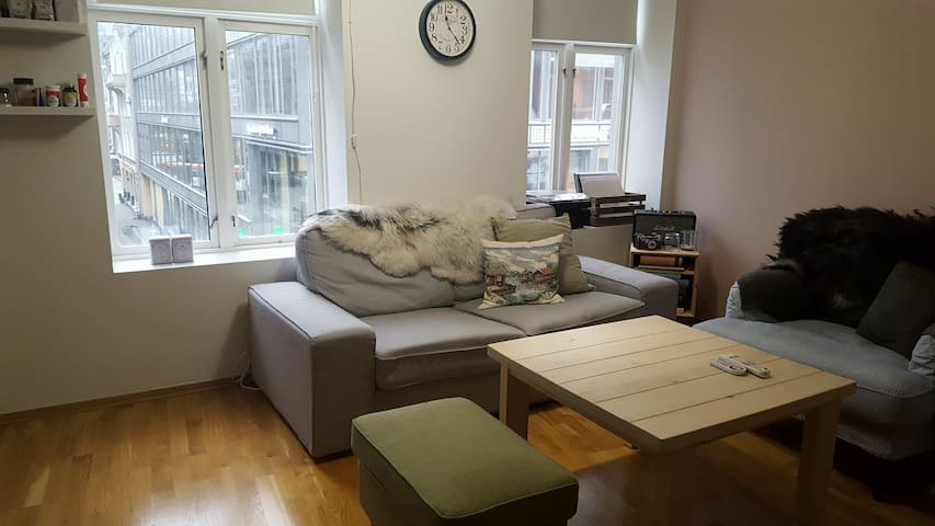 Cosy apartment in Bergen, perfect location!