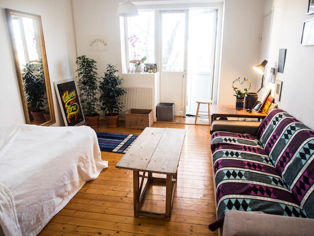 Charming central apartment - Gøteborg