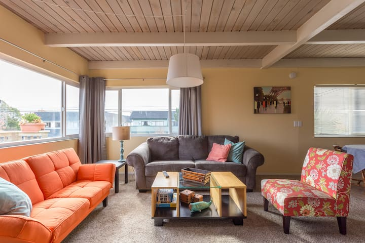 Seacliff Beach Flat - Aptos - Apartment