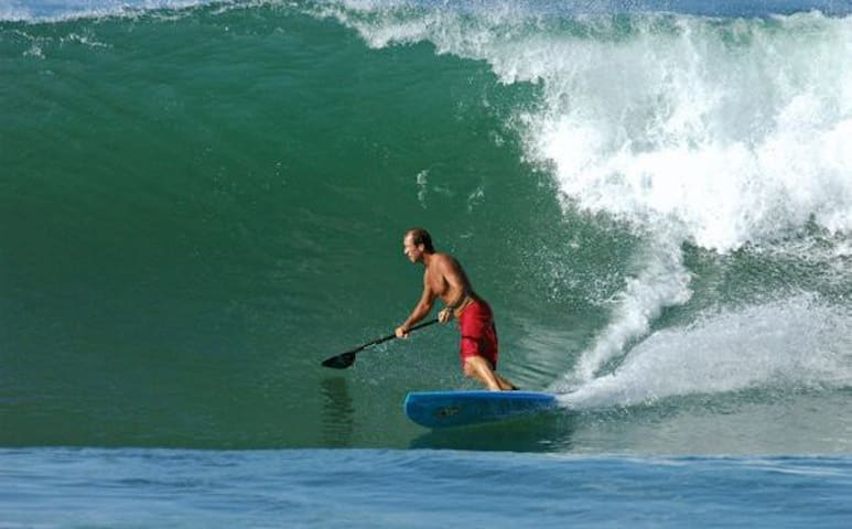 Beach Getaway On The Gold Coast