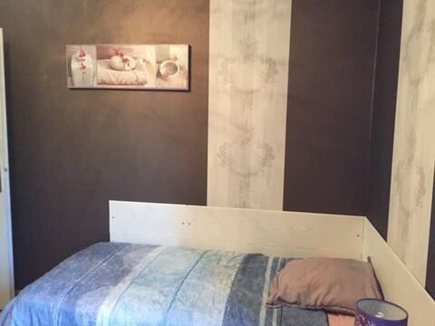belle chambre de 10 m²