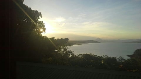 Casita Bougainvillea at Lake Arenal