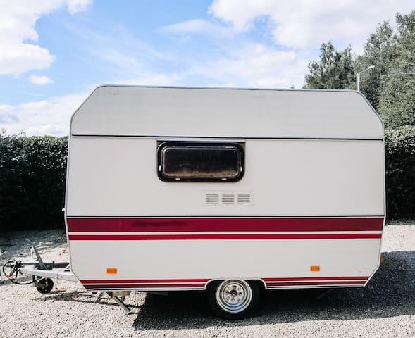 Odette Caravane : logement insolite