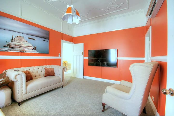 19 Parkes Street is a federation style 2BR  house