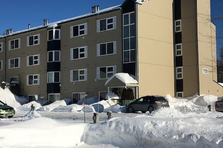 Stay at Mont Ste-Anne