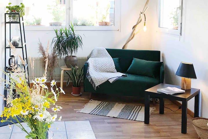 Joli Studio proche de Colmar