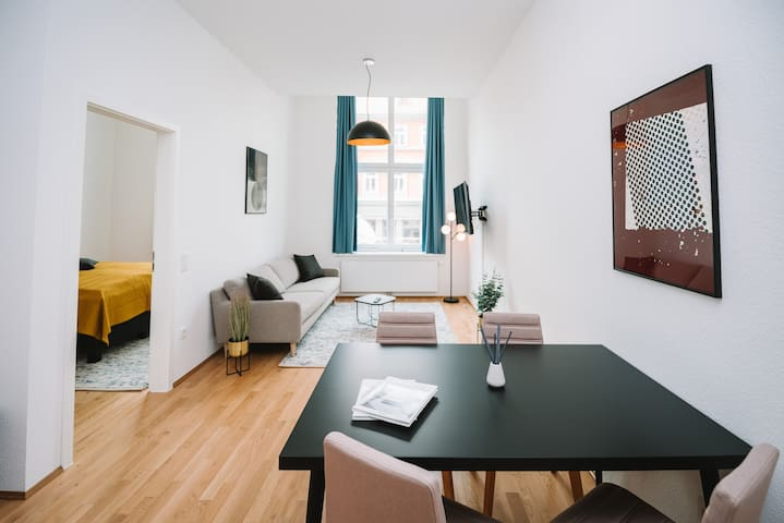 Limehome Erfurt - Superior Suite