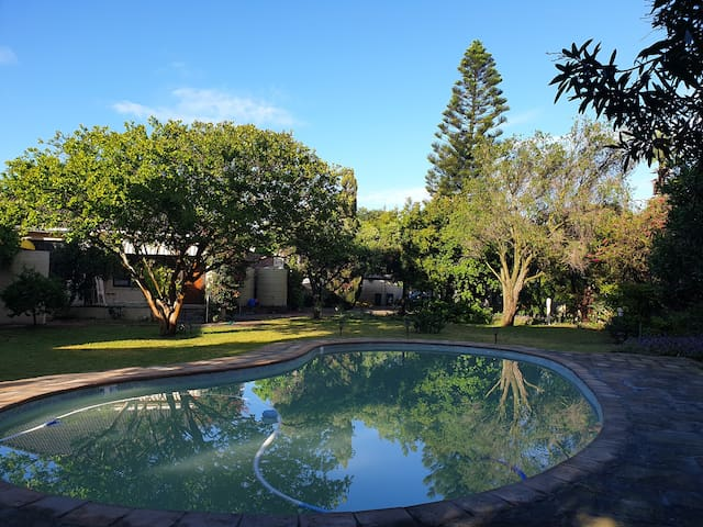 'Pine House2' self-catering in Pinelands Capetown