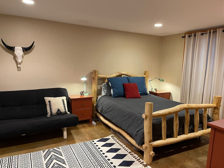 The Caldera Suite, A 600 sqft Floor to Yourself!