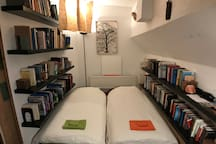 Cute and cozy sleeping space!