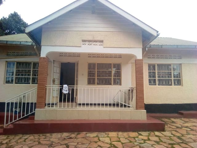 Kampala Home with a view