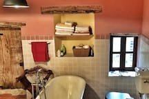 Room with a view in 'La Strella'