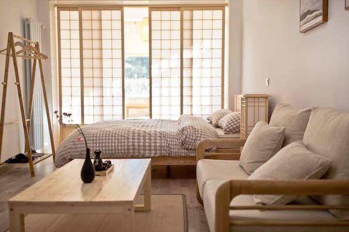 【未晚·伍】日式 | 大学路 | 信号山 | 高清投影 | 免费提供和服拍照 |新房上线