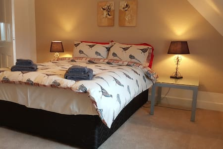 Great Holiday Home in the heart of Brora