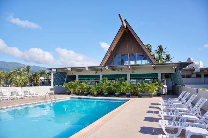 Lovely Ocean View Unit for 4 Guests, Pool!