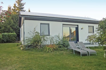 Holiday cottage with 2 bedrooms on 60m² in Wolwelange