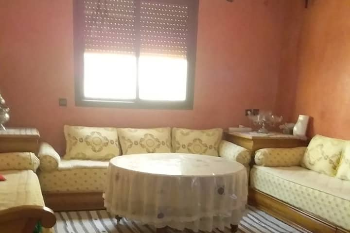 RDC+1er étage/1st&2nd Floors - Agadir Center House