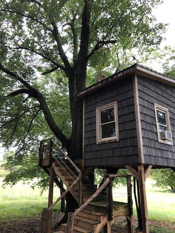 Gainesville Farm Treehouse