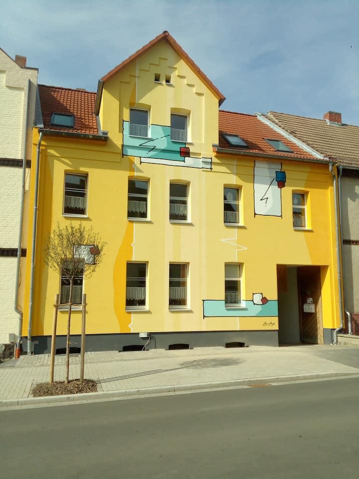 Familienfreundliche Ferienwohnung in Thale Harz