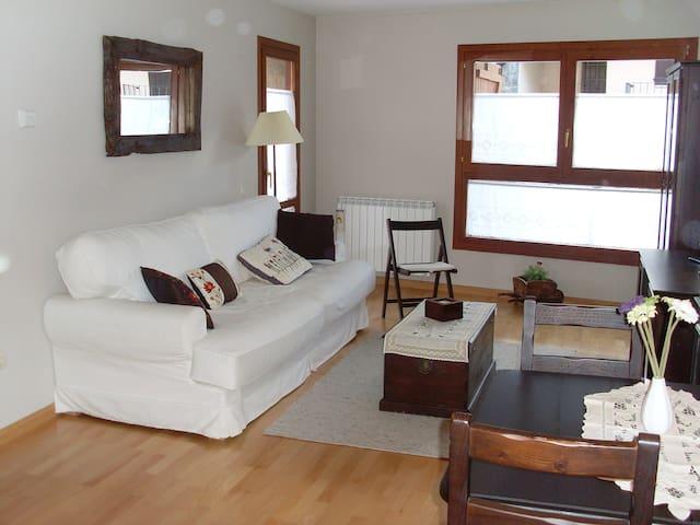 Apartamento en el Valle de Benasque - Sesué - Apartment