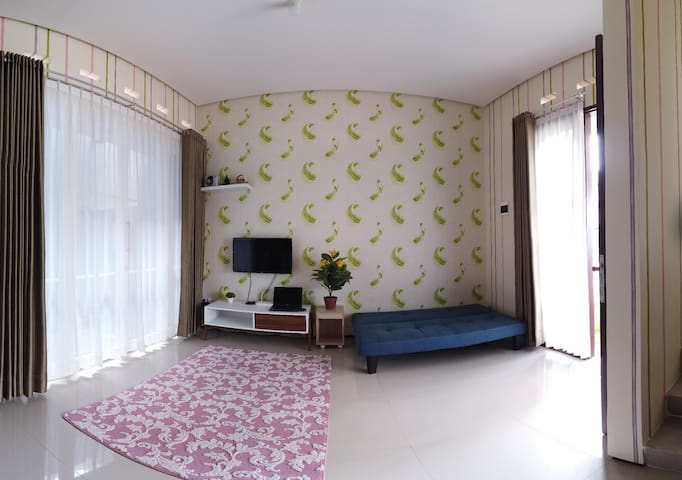 Jasmine Villa at Araya Malang - Cozy and Homey