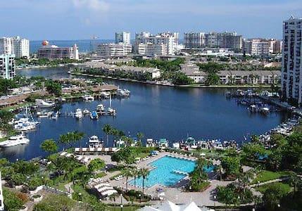 CUARTO PARA UNO o DOS, Hallandale Beach (Miami B.) - Hallandale Beach - Rumah