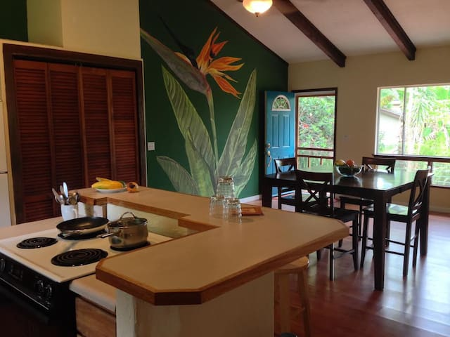 Bird-of-Paradise Organic Farm Guest House