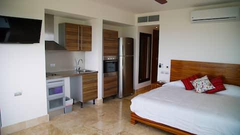 Luxus-Penthouse-Eigentumswohnung. Casa Serenity in La Amada.