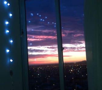 Amplio Departamento amoblado, comodo, linda vista - Talcahuano
