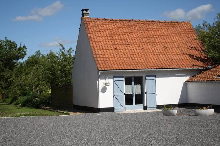 Licques A l'ombre du prunier 70 m²/4 personnes