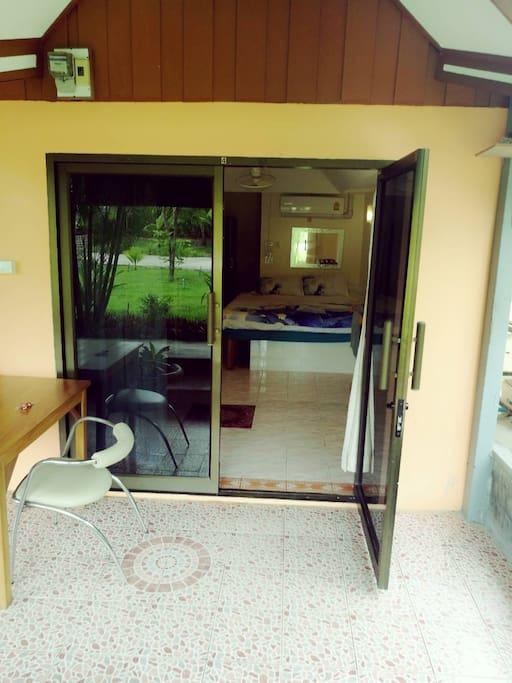 Deluxe Room ( Front)
