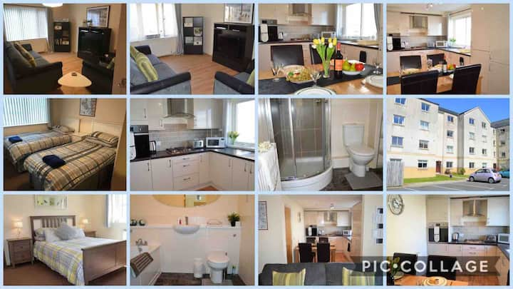 Asten View-Dunoon Seafront holiday apartment