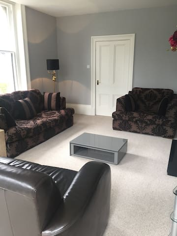 Fabulous town centre ground floor appt in Buxton - Бакстон - Квартира