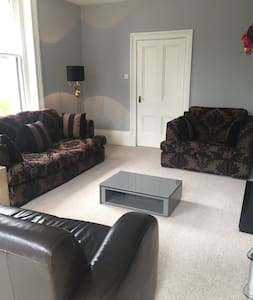 Fabulous town centre ground floor appt in Buxton - Buxton - Appartement