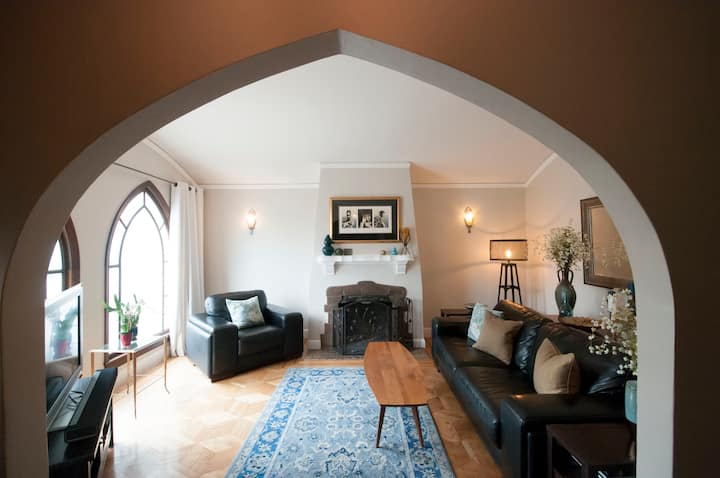Elegant Home by GGP & Ocean Beach - Dog Friendly