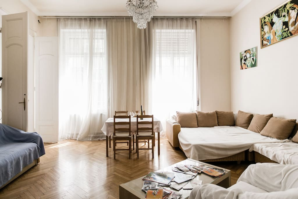 ...sofa bed...
