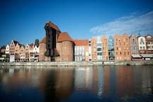 Gdańsk crane